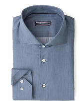 Tommy Hilfiger Tailored Collection Slim Fit Dress Shirt