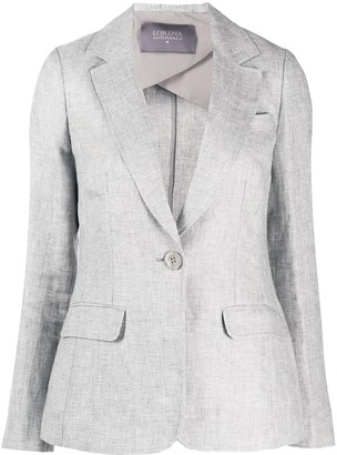 Lorena Antoniazzi Single Breasted Jacket