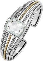Lagos Prism White Topaz Cuff Bracelet