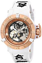 Invicta Women's 17141 Subaqua Analog Display Mechanical Hand Wind White Watch