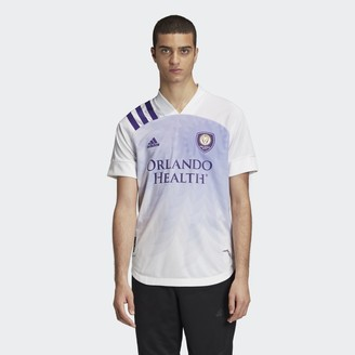 adidas Orlando City Away Authentic Jersey