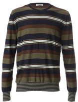Valentino Maglia Girocollo Sweater - Brown - Size XL