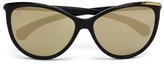 Calvin Klein Jeans Women's Cateye Sunglasses Black