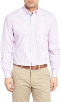 Tailorbyrd Men's Lompoul Check Sport Shirt
