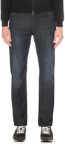 HUGO BOSS Leisure relaxed-fit jeans