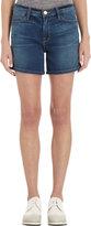 Frame Denim High Waisted Shorts