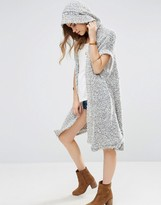 Free People Seattle Hooded Cardigan