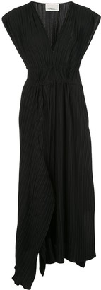 3.1 Phillip Lim V-neck pleated dress