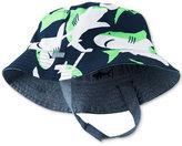 Carter's Shark Reversible Swim Hat, Baby Boy (0-24 months)
