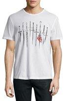 John Varvatos Daggers Graphic Short-Sleeve T-Shirt