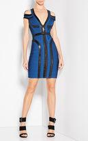 Herve Leger Lianna Sequined Dress