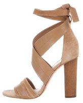 Vince Beatrice Wrap Sandals