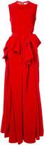 Maison Rabih Kayrouz tie detail gown
