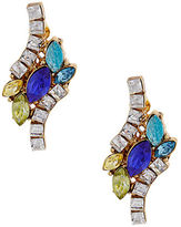Erickson Beamon ROCKS Tropical Punch Cluster Stud Earrings