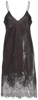 Gold Hawk Short dresses