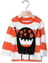 Gap Stripe monster tee