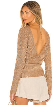 SUBOO Stella Ombre Knit Sweater