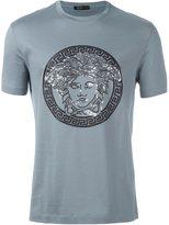 Versace Medusa sequin T-shirt