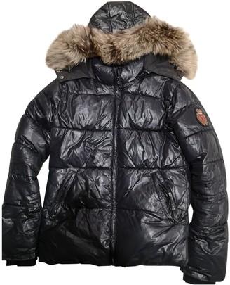 Bel Air Black Fox Coats