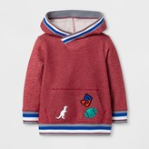 Cat & Jack Toddler Boys' Pullover Hoodie Cat & Jack - Red