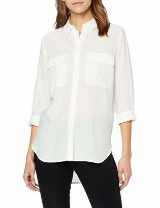 Vila NOS Women's Vithoma L/s Shirt - Noos Blouse