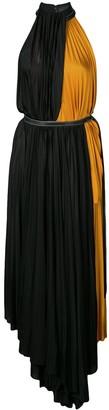 Proenza Schouler gathered long dress