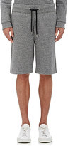 Barneys New York MEN'S MÉLANGE COTTON-BLEND SWEATSHORTS