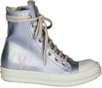 Drkshdw Side Zipped High-top Sneakers