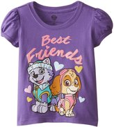 Freeze Little Girls' Paw Patrol Toddler Girls Short Sleeve Tee