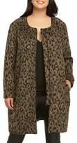 Tart Ashton Leopard Print Coat