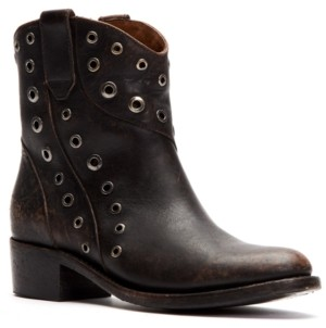 Frye Women's Diana Grommet Short Booties Women's Shoes
