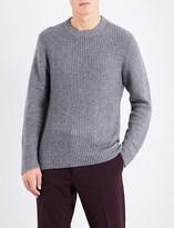Joseph Ribbed cashmere jumper