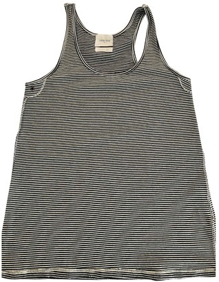 Laurence Dolige Black Cotton Top for Women