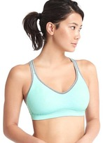 Gap Breathe high impact sports bra