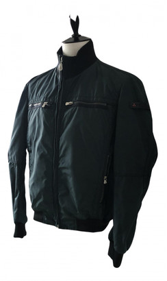 Peuterey Green Synthetic Jackets