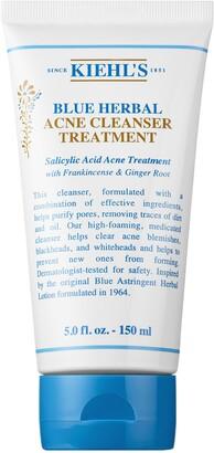 Kiehl's Blue Herbal Acne Cleanser Treatment