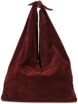 The Row Bindle slouchy bag