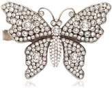 Gucci Crystal Butterfly Hand Bracelet