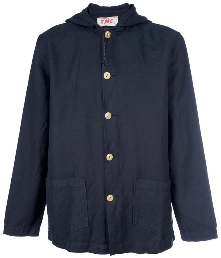 YMC Hooded jacket
