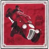 Gant Le Mans Silk Scarf