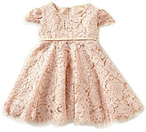 Joan Calabrese Baby Girls 6-24 Months Lace Dress
