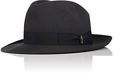 90a9f478175cb6 Mens Leather Brim - ShopStyle