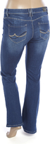ZCO Medium Blue Bootleg Jeans - Plus