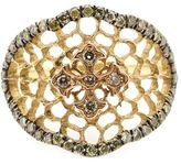 Loree Rodkin 'Princess' lacey cross diamond ring