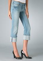 Bailey Low-Rise Crop Jean - Light Tint
