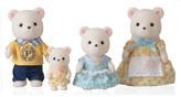 SYLVANIAN Polar Bear Family Set
