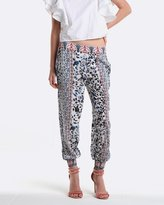 Coco Ribbon Lady Bird Harem Pants