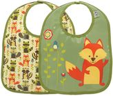 SugarBooger by o.r.e Mini Bib Gift Set in What Did the Fox Eat?