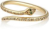 Ileana Makri Women's Small Python Ring