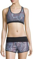 Koral Activewear Glow Versatility Strappy-Back Sports Bra